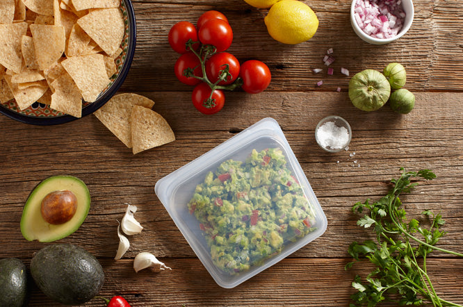 Go Plastic-Free With These Stasher Food Bags