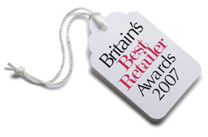 Britains Best Cookshop Winner 2007