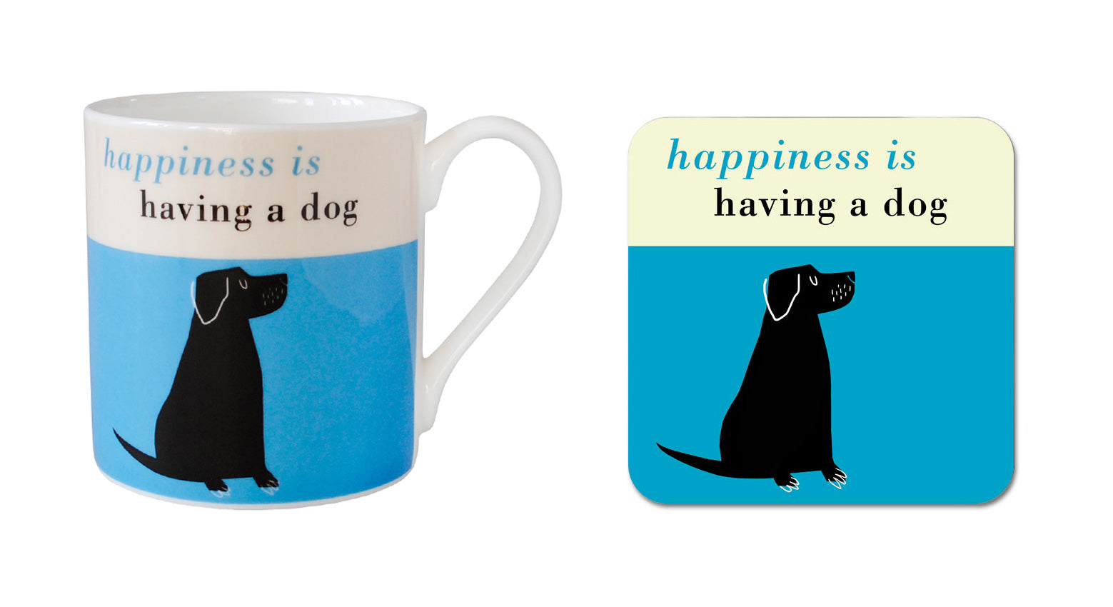 Repeat Repeat Happiness Is Having A Dog Mug