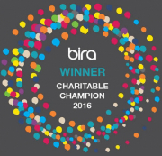 BIRA Charitable Champion 2016
