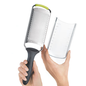 Cuisipro Fine Flat Grater with Surface Glide Technology