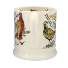 Emma Bridgewater Game Birds Half Pint Pint Mug, Earthenware