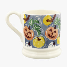 Emma Bridgewater Midnight Pumpkins Half Pint Mug, Earthenware