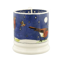 Emma Bridgewater Robins In The Snow Half Pint Mug, Earthenware