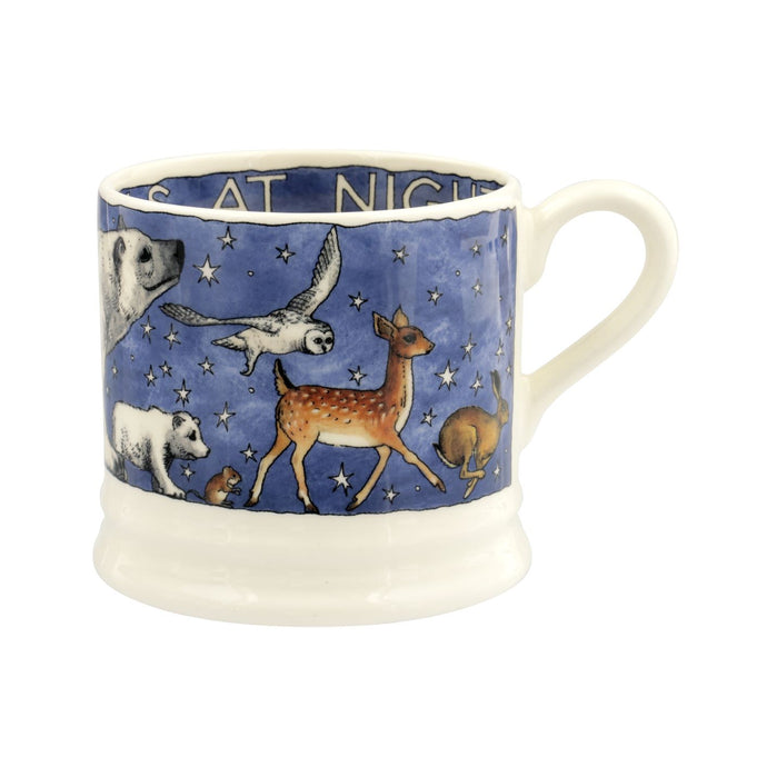 Emma Bridgewater Winter Animals Small Mug, Earthenware