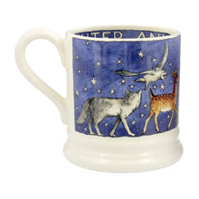Emma Bridgewater Winter Animals Half Pint Mug, Earthenware