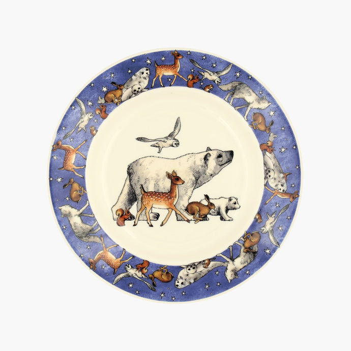 Emma Bridgewater Winter Animals 8.5