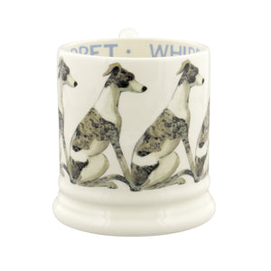 Emma Bridgewater Whippet Earthenware 1/2 Pint  Mug