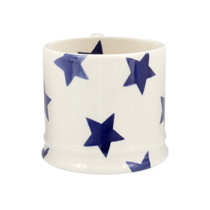 Emma Bridgewater Blue Stars Small Mug, New 2018 Design