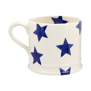 Emma Bridgewater Blue Stars Small Mug