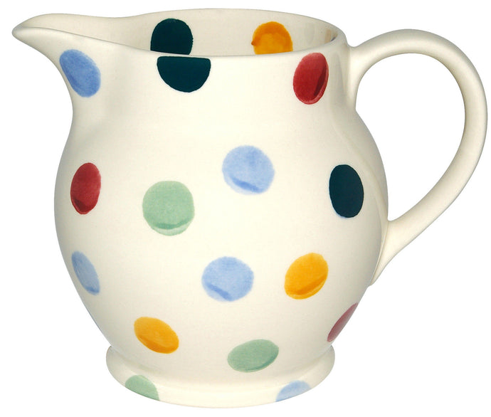 Emma Bridgewater Polka Dot Earthenware Half Pint Jug