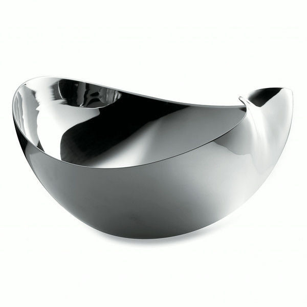 Robert Welch Drift Rushan Stainless Steel Bowl Large - Gift Boxed