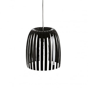Koziol Josephine Pendant Light, Medium, Black