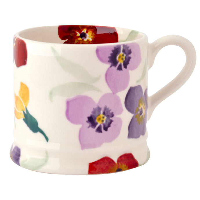 Emma Bridgewater Wallflower Earthenware Baby Mug