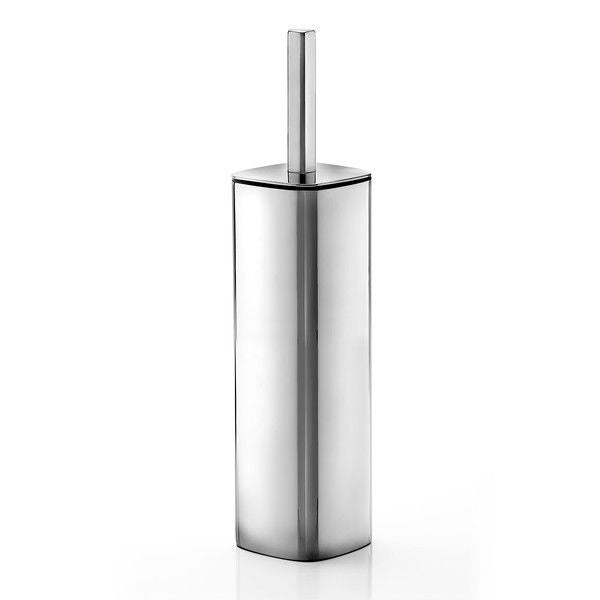 Robert Welch Burford Toilet Brush & Holder In Polished 18/10 Stainless Steel
