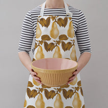 Thornback & Peel Apron, Pear Design, 100% Cotton