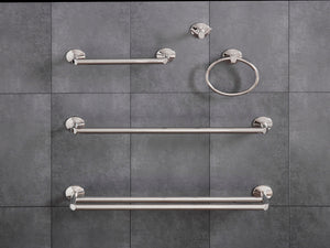 Robert Welch Oblique Bathroom Range - Mirror Toilet Roll Holders Towel Rails
