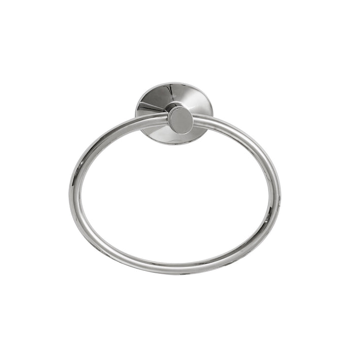 Robert Welch Oblique Bathroom Towel Ring Polished 18/10 Stainless Steel