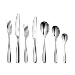 Robert Welch Stanton Bright 56 Piece Cutlery Set - Gift Boxed