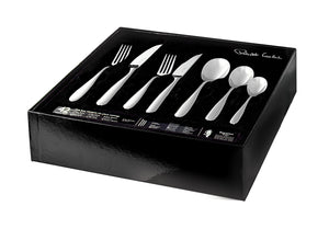 Robert Welch Stanton  Bright 42 Piece Cutlery Set - Gift Boxed