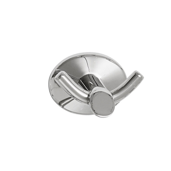 Robert Welch Oblique Bathroom Robe Hook Polished 18/10 Stainless Steel
