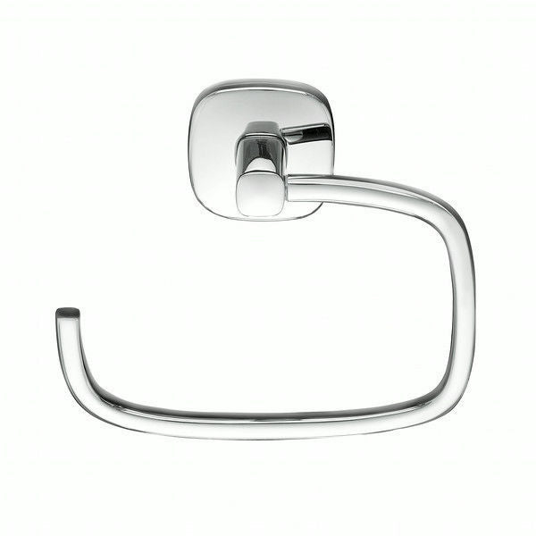 Robert Welch Burford Bathroom Toilet Roll Holder Swing, Polished Stainless Steel