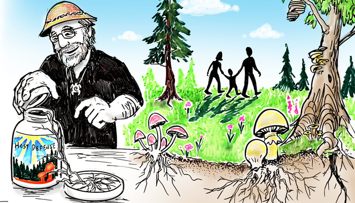 Mycelium Comes to Life With Paul Stamets!