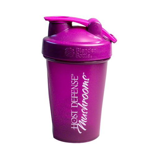 Host Defense® 20 oz Blender Bottle - Purple