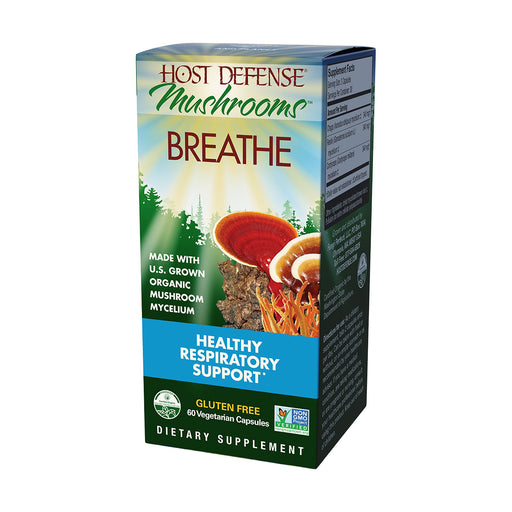 Host Defense® Breathe Capsules