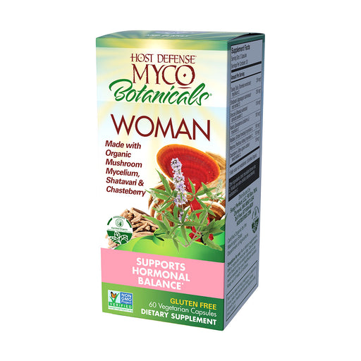 MycoBotanicals® Woman Capsules