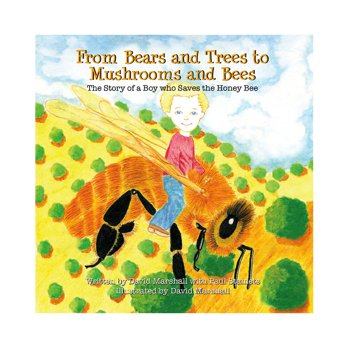 From Bears and Trees to Mushrooms and Bees: A Children's Book