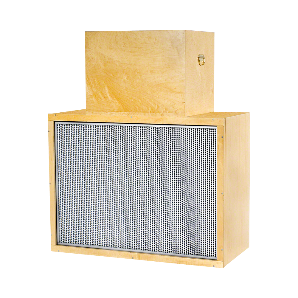 The Series II Laminar Flow Hood