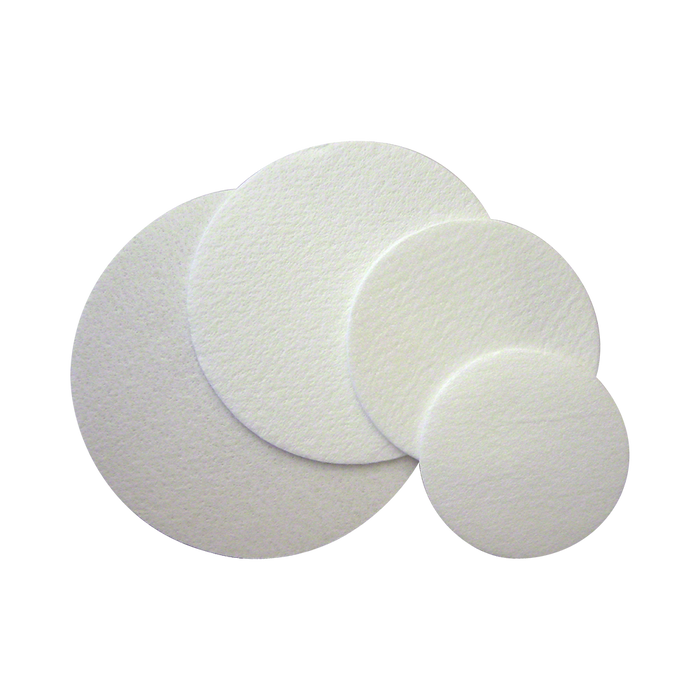 125 mm Synthetic Filter Discs - Set of 10