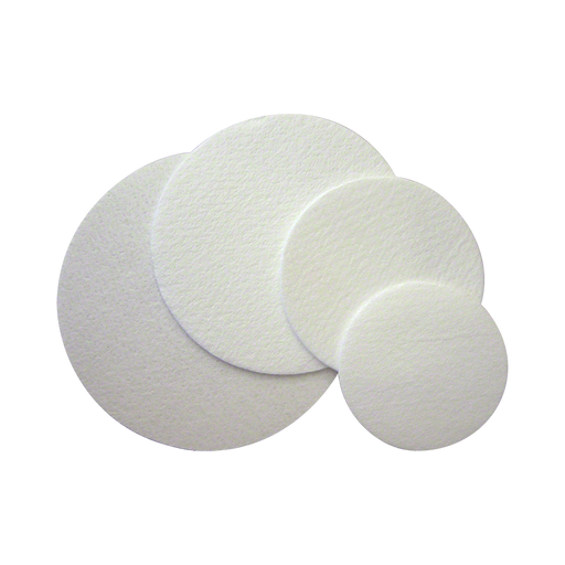90 mm Synthetic Filter Discs - Set of 100