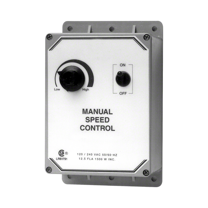 12.5 Amp Variable Motor Speed Control