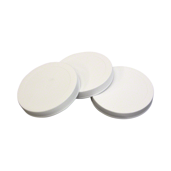 110 mm Autoclavable Lids - Set of 10