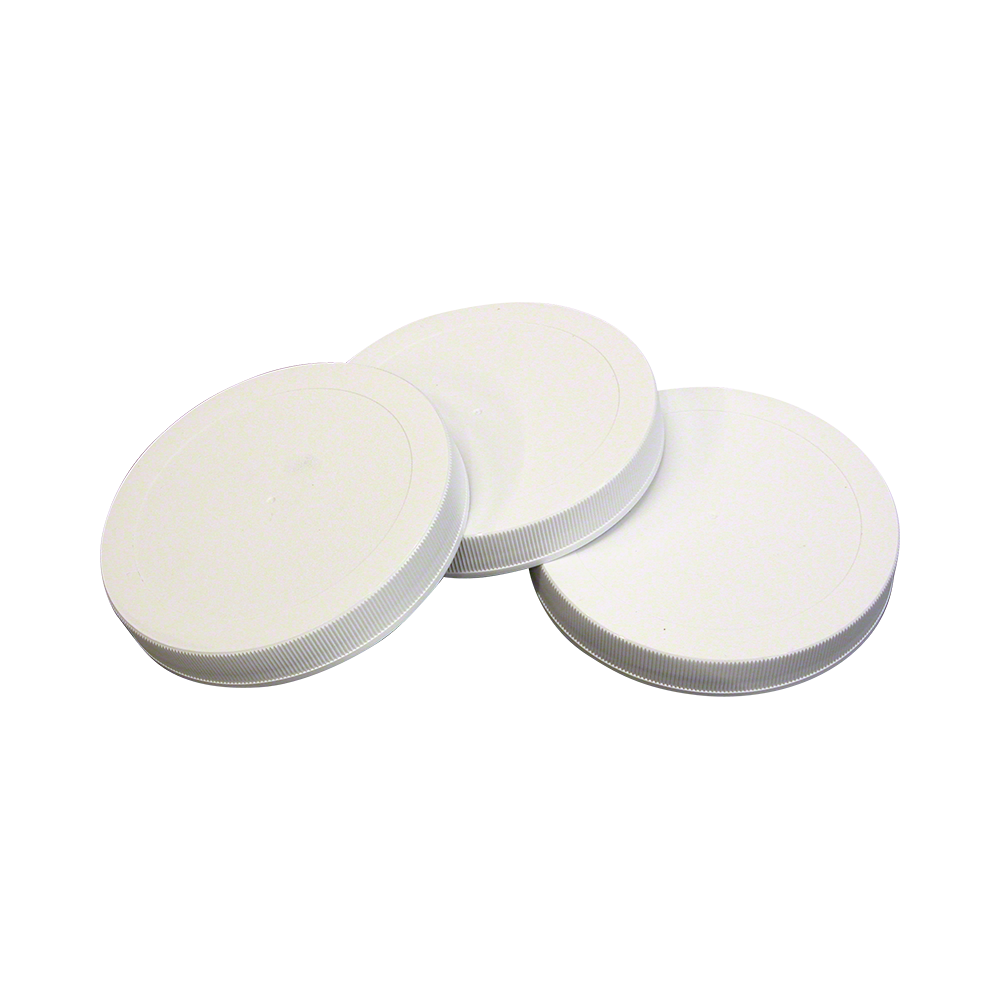 110 mm Autoclavable Lids - Set of 100