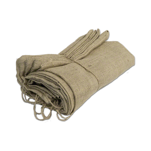 16 x 27 in Hydrocarbon-Free Burlap Sacks - Set of 10