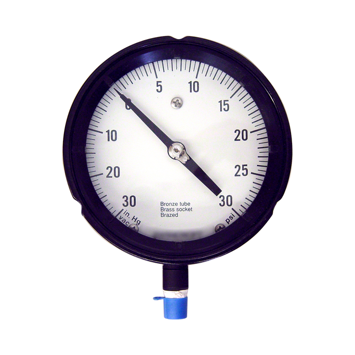 Pressure Gauge for Retorts