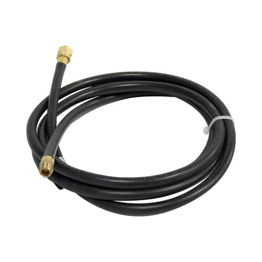 Hose for Gas Burner - No Regulator