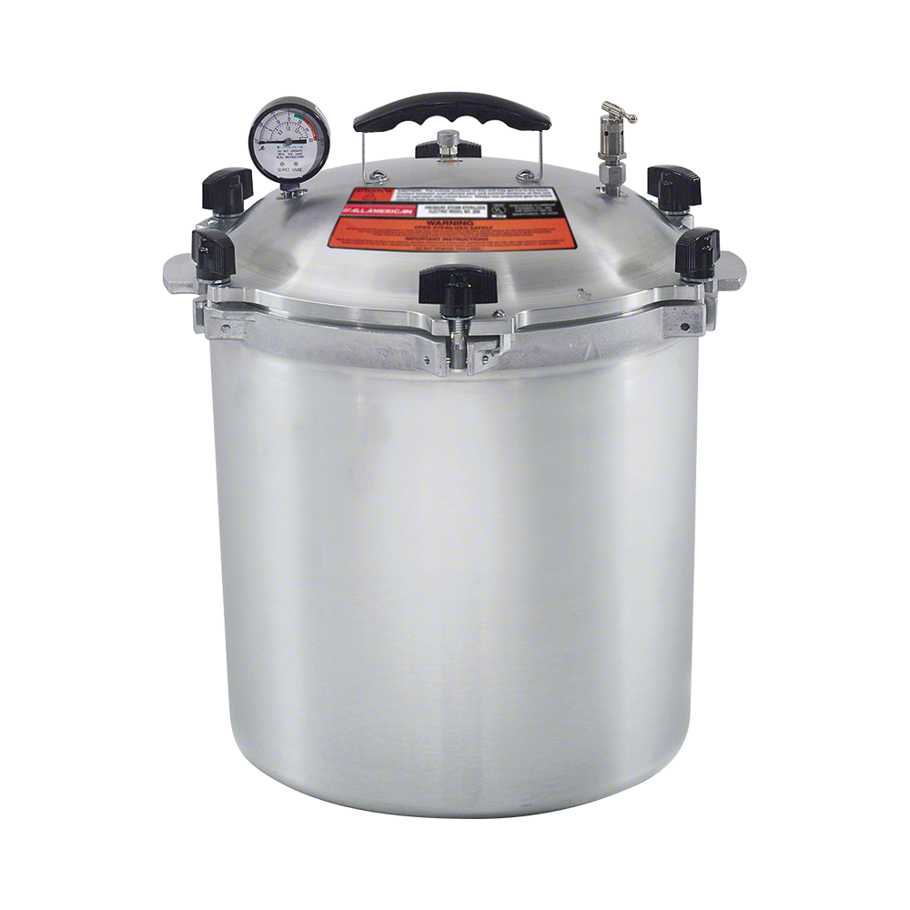 All-American 25 qt Pressure Sterilizer