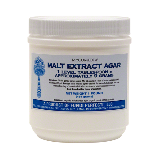 Enriched Malt Extract Agar - 1 Pound