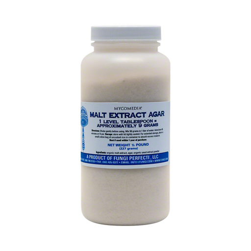 Enriched Malt Extract Agar - ½ Pound