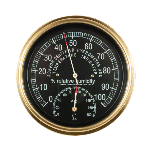 Polythermal Professional Hygrometer