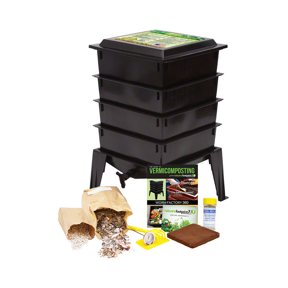 The Worm Factory® 360 Composting System