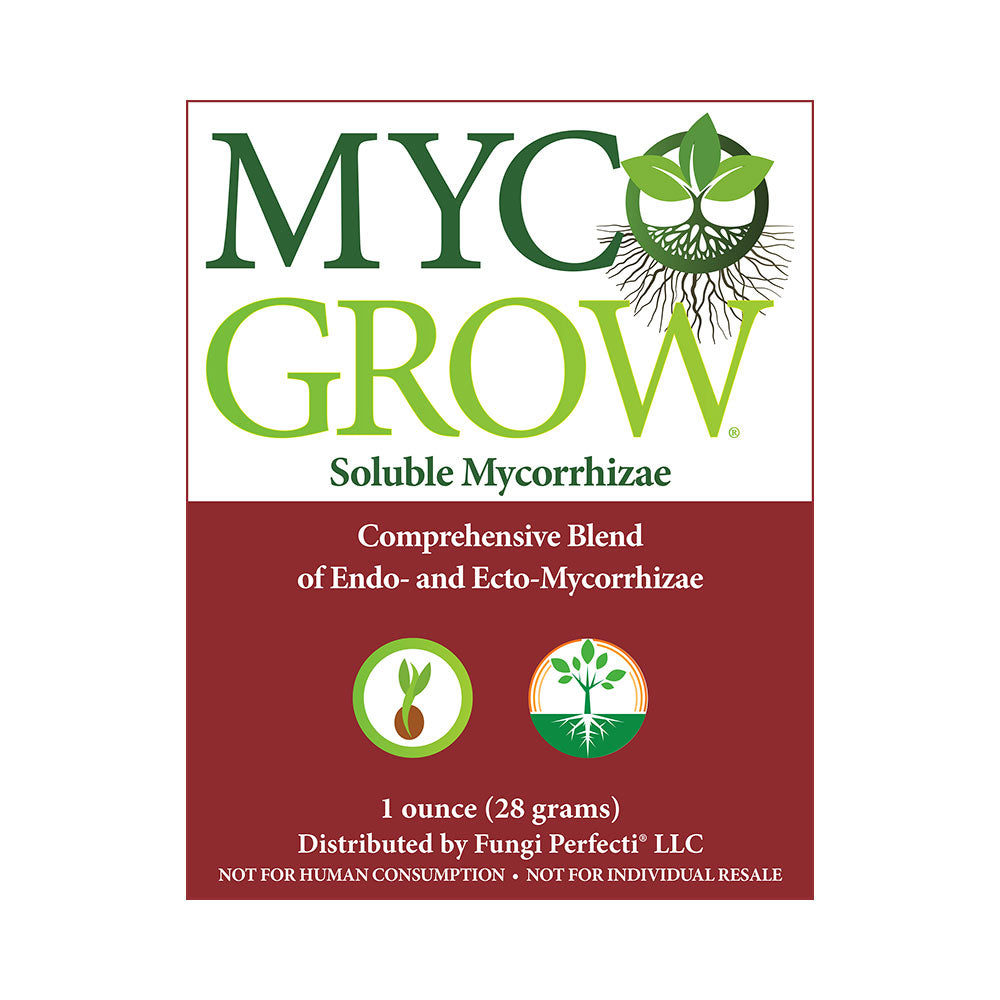 MycoGrow® for Healthy Plants