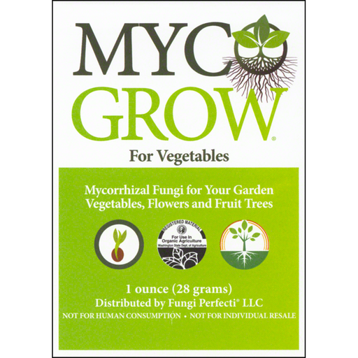 MycoGrow® For Vegetables