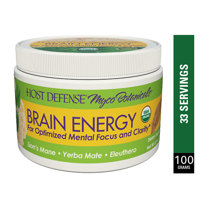 Brain Energy Powder