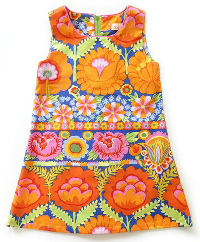 A is for A-Line Dress - Summer