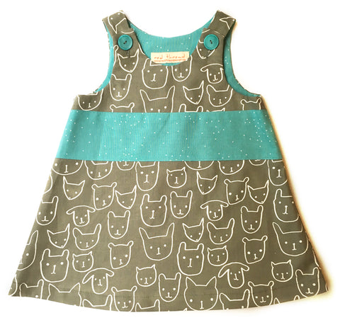 Caterpillar Dress - Animal Menagerie